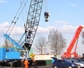 Sumitomo's cleaner, high-performance crane