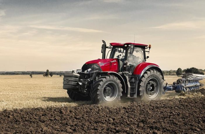 Case IH tractors powered by FPT | Industrial Vehicle Technology  International