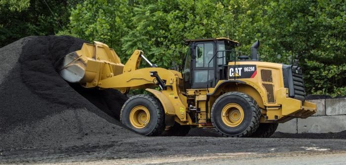 Extensive upgrades for Caterpillar wheel loaders