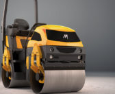 Bauma design award nod for Mecalac's steering wheel-less vehicle