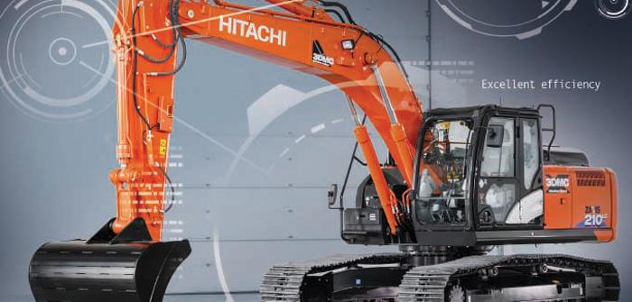 Hitachi to show off 30 machines at Bauma
