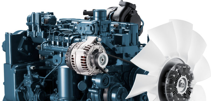 Kubota wins prestigious diesel of the year award