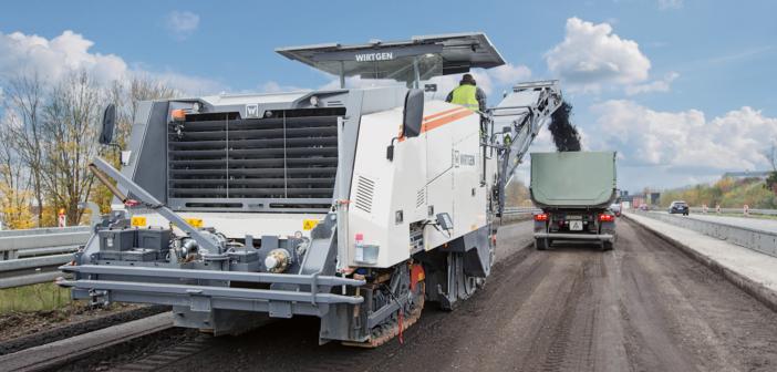 Wirtgen enhances road-fixing process