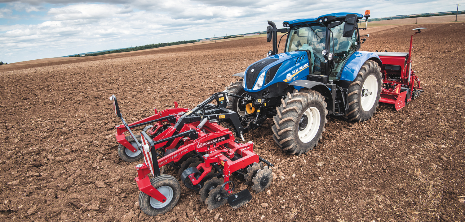 Trio of New Holland tractors launched at SIMA | Industrial Vehicle