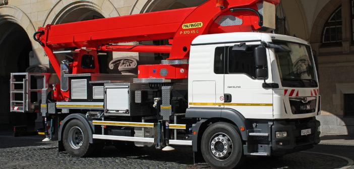 Palfinger connectivity and new cranes focus for Bauma