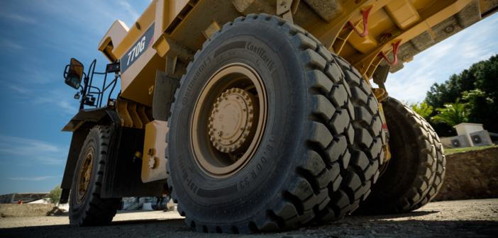 Continental increases rigid dump truck toughness