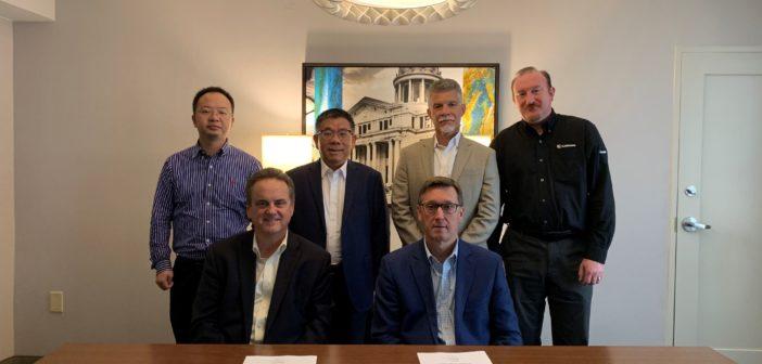 LiuGong establishes global ties with Valvoline