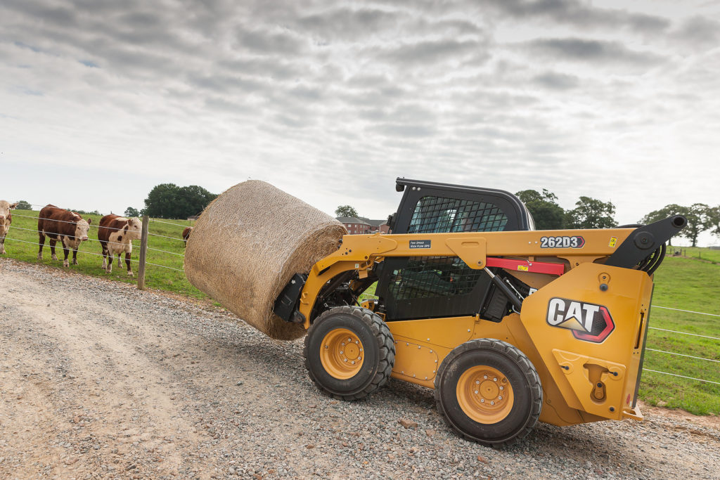 Skid steer and compact track loaders released by Caterpillar