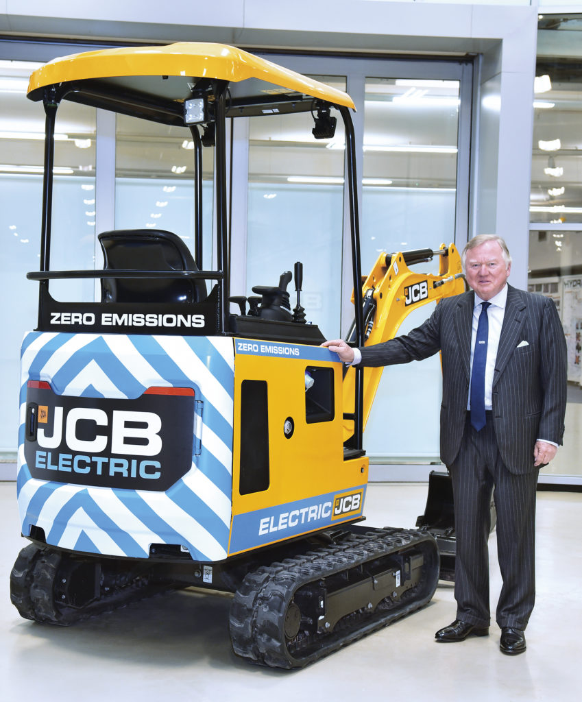 Global markets remain strong for JCB | Industrial Vehicle