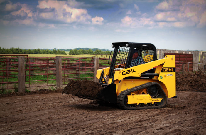 Gehl adds powerful but compact track loader to offering