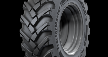 Trailer tire capable of carrying heavy-loads on show at Agritechnica