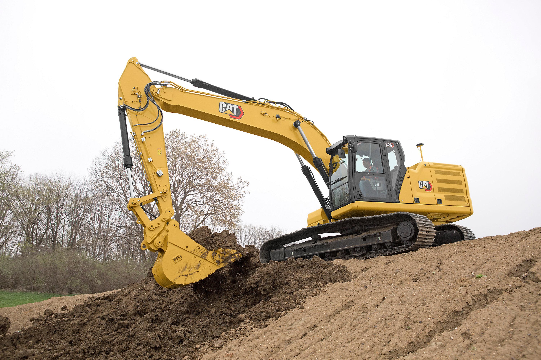 Next Gen Cat excavator 'boosts operator efficiency up to 45 %' | Industrial  Vehicle Technology International