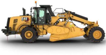 Caterpillar introduces powerful new rotary mixer