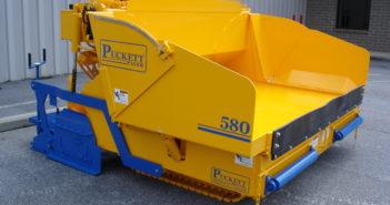 Yanmar develops customized engine for Puckett pavers
