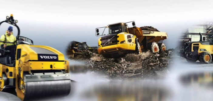Volvo CE invests for the future