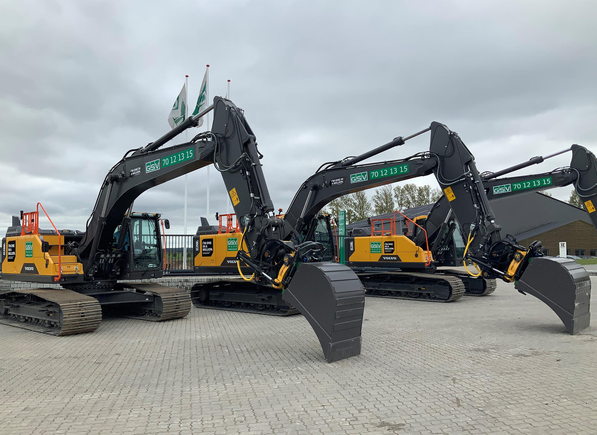 Volvo Ce Hits Huge Connectivity Milestone Industrial
