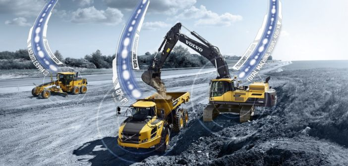 Connectivity: Q&A with Volvo Construction Equipment