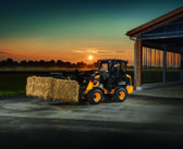 """JCB launches """"more economical"""" wheel loader at Agritechnica"""