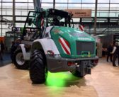 Kramer uses Agritechnica to unveil wheel loader