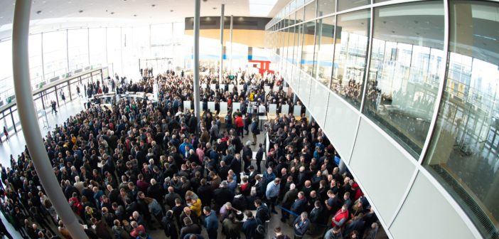 Agritechnica: all the fun of the fair!