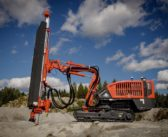 Sandvik unveils enhanced remote-controlled drill rig