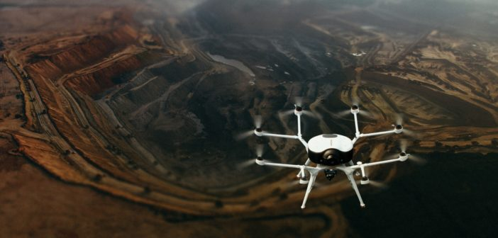 Doosan drone lands two awards at CES 2020