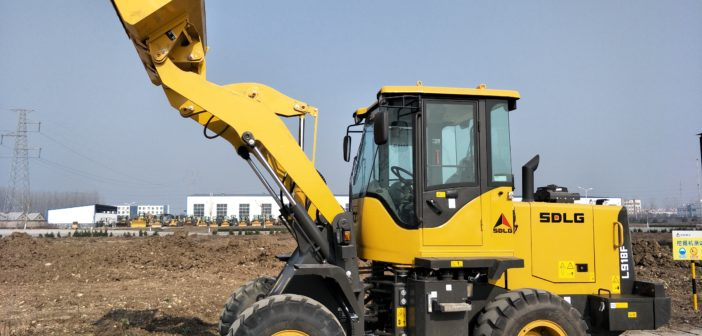 SDLG to display wheel loader versatility at ConExpo