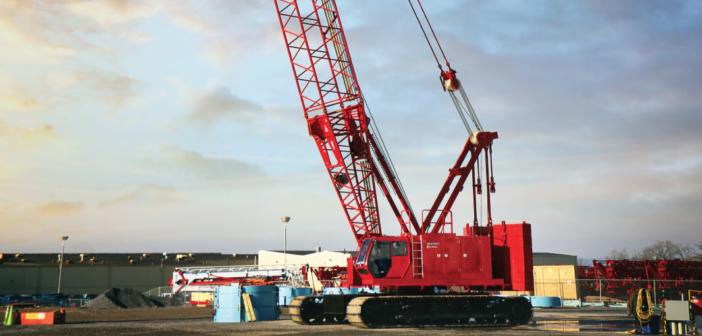 Manitowoc to debut new crawler crane at ConExpo