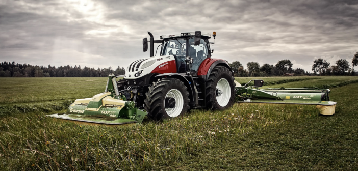 Steyr 6300 named Spain's Tractor of the Year
