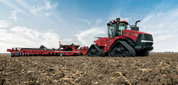 Case launches new AFS Connect Steiger tractor