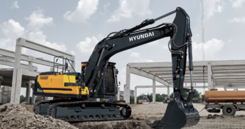 Hyundai launches new A-series excavator