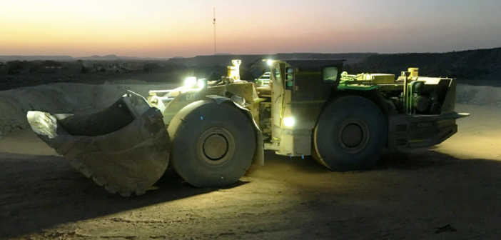 RCT automates mine fleet in Burkina Faso