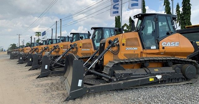 CASE Construction Equipment sees Covid-19 recovery begin as 125 units delivered to one customer