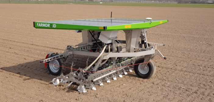 Field robots: an answer to Covid-19?
