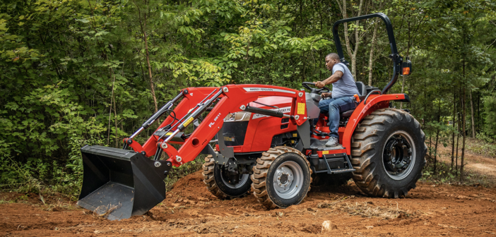 Massey Ferguson announces new family of premium compact tractors