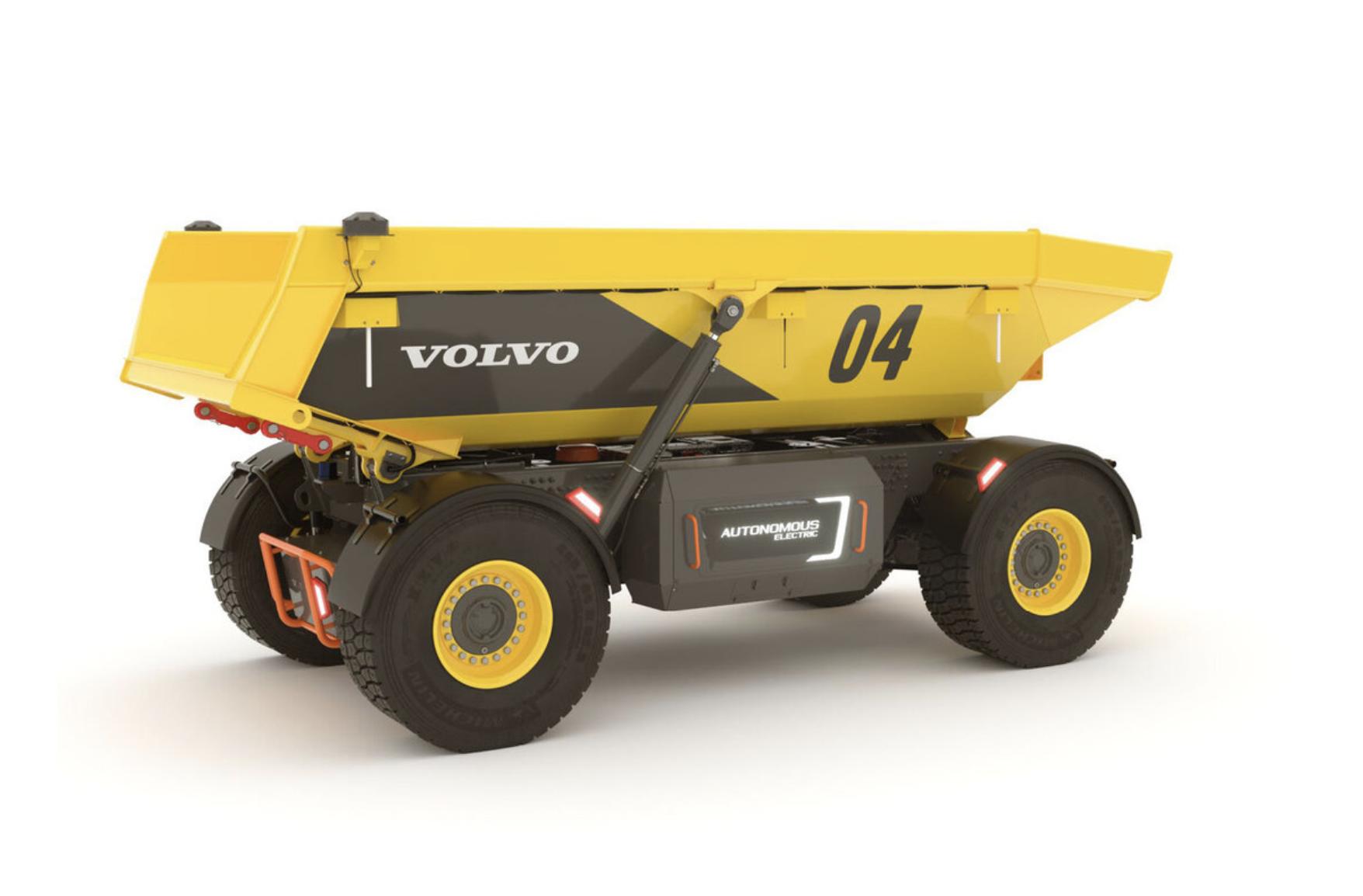 Volvo TA15