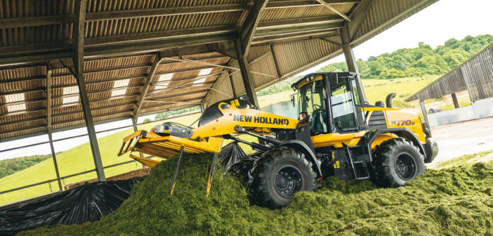 Revamped New Holland loader 'can save 20,000 euros in running costs'