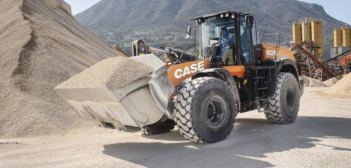 Case launches new G-Series Evolution wheel loader range