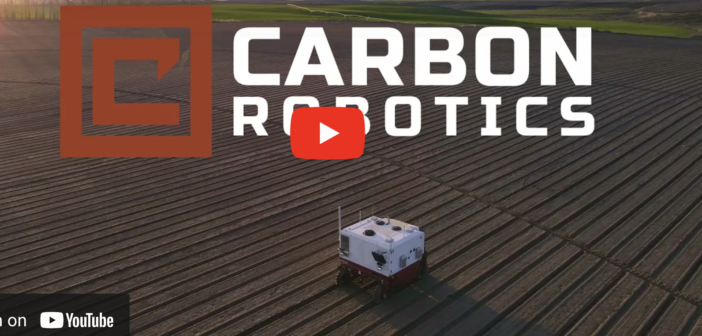 VIDEO: New robot weeder exterminates with lasers