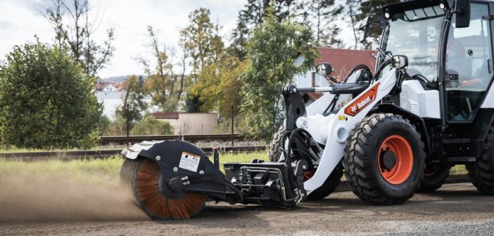 New Bobcat wheel loader lands global design award