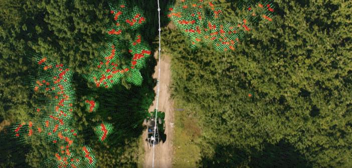 World-first radar localisation system offers cm precision to autonomous vehicles