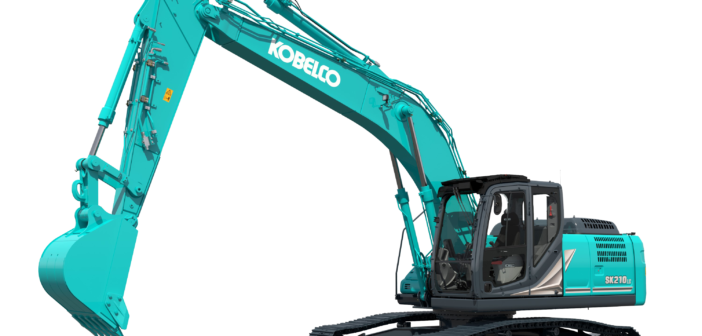 Kobelco launches next-gen 20-tonne excavator
