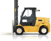 Yale unveils electric counterbalance truck with integrated lithium-ion battery