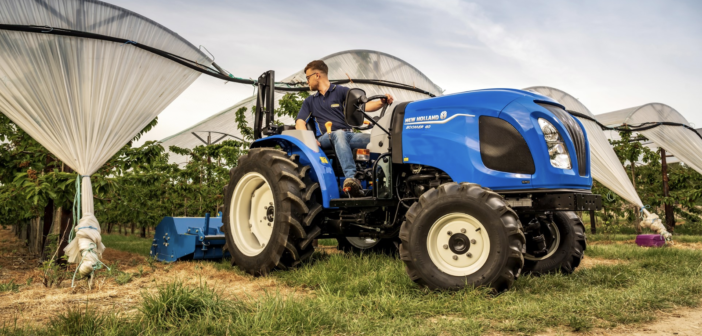 New Holland powers up compact tractor offering with launch of Stage V Boomer range