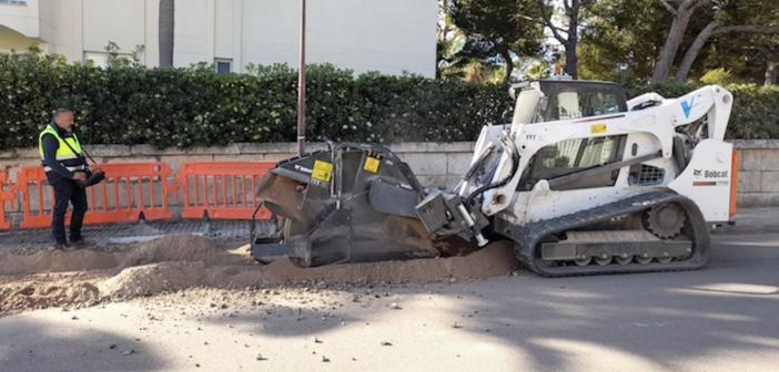 Case study: Bobcat goes remote control in Spain