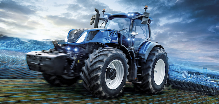 New Holland launches flagship T7 intelligent tractor