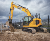 JCB launches new Stage V reduced swing X-Series excavator