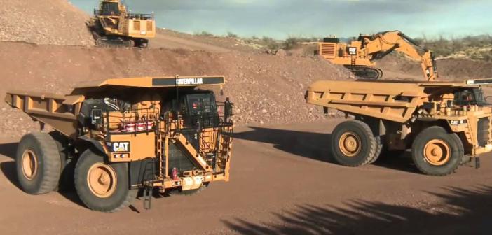 Caterpillar showcases future of mining at MINExpo 2021