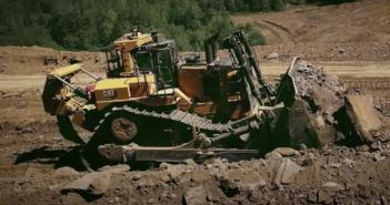 VIDEO: Caterpillar unveils 'world's largest electric drive dozer'