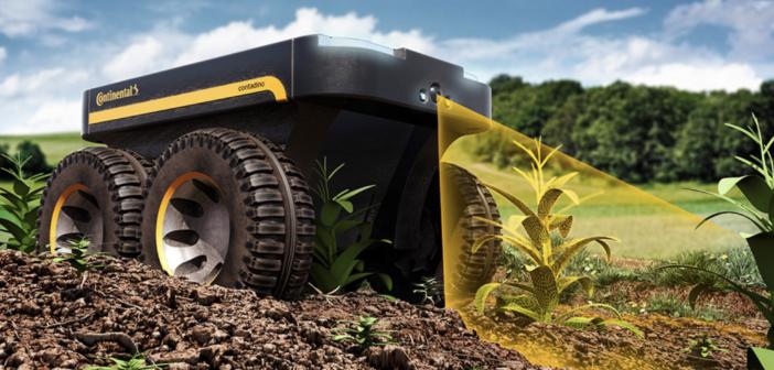 CONCEPT: Continental developing intelligent agri helper